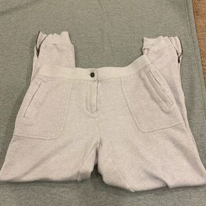 Soft Saturday Sunday joggers from Anthro